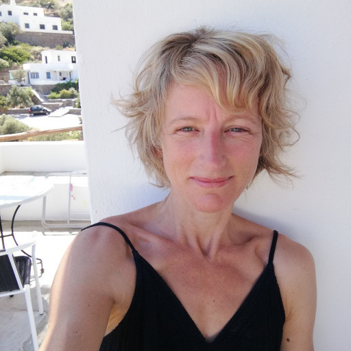 Geraldine Delville